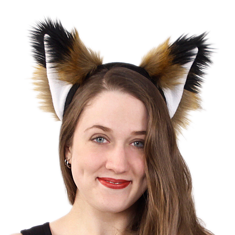 Spicy Fox Yip Ear Headband