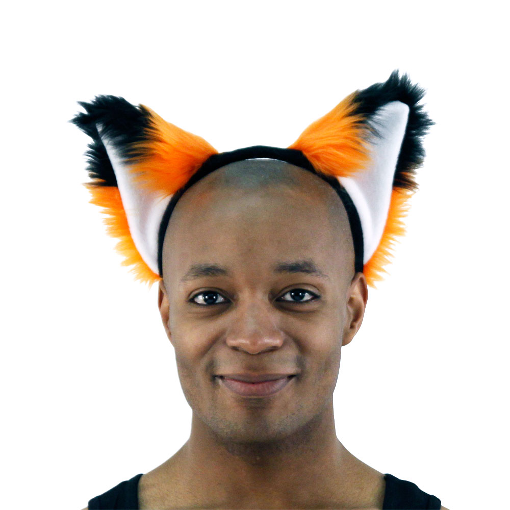 Fox Yip Ear Headband
