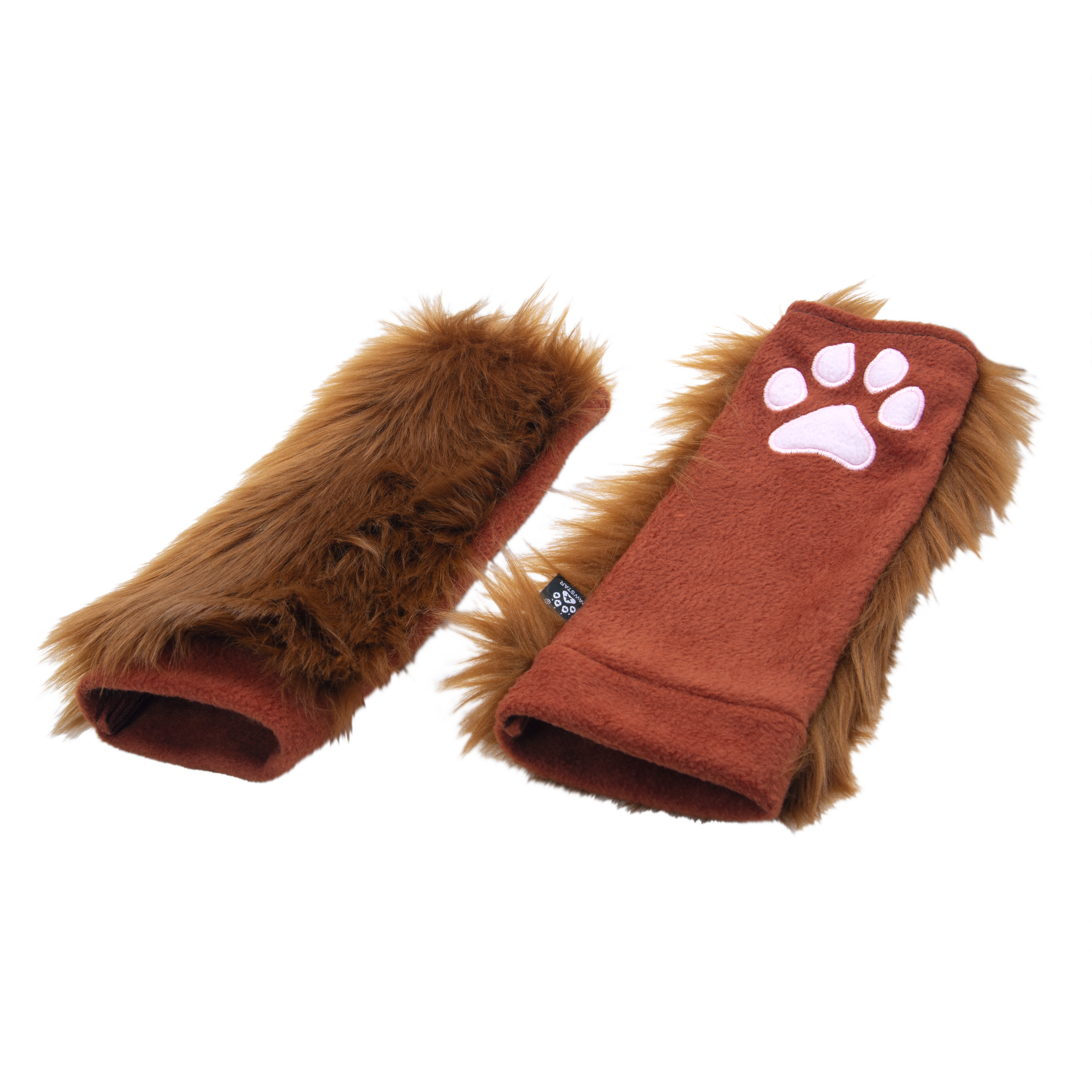 Paw Warmers - Monster Fur