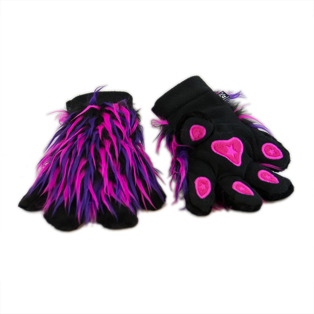 PawMitts Hand Paw Gloves - Party Furz