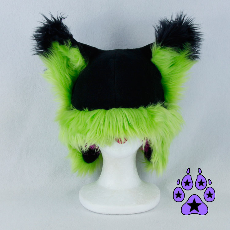 Warm and Howl Wolf Hat