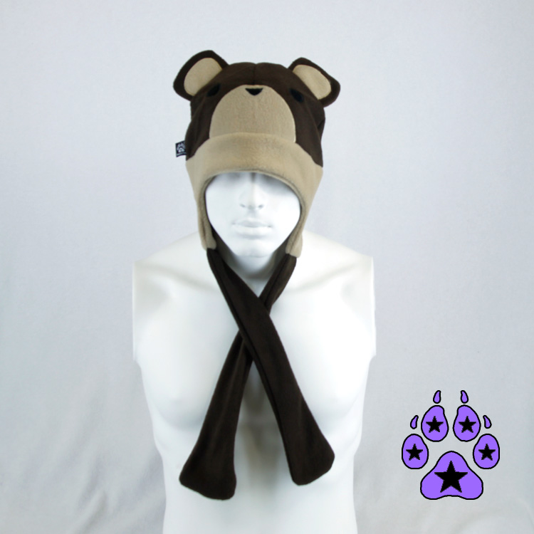 Teddy Bear Hat - Extra Warm
