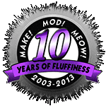 Celebrating 10 Years of Fluffiness!
