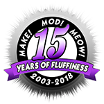 Celebrating 15 Years of Fluffiness!
